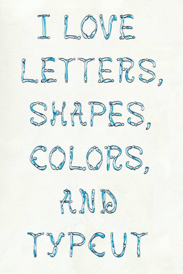 Letters Shapes Colors